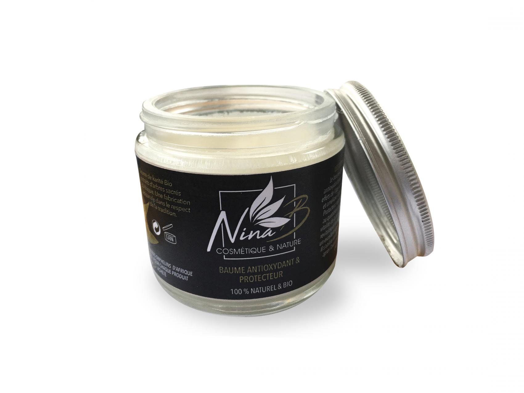 Balms, oils, creams... Nina B Cosmetics for body, face and hair