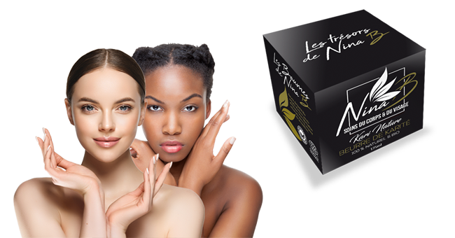 Nina B Cosmetics : 100% natural cosmetic products - Made in France